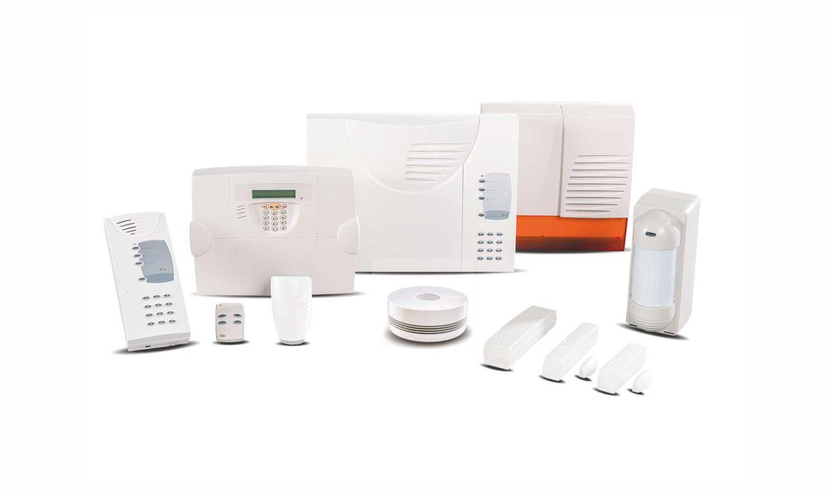 Dies ist die Produktserie der Daitem D16 Funkalarmanlage, die wir Ihnen als Alarmfachmann empfehlen, wenn Sie mit wenig Aufwand ein sicheres Zuhause schaffen möchten.