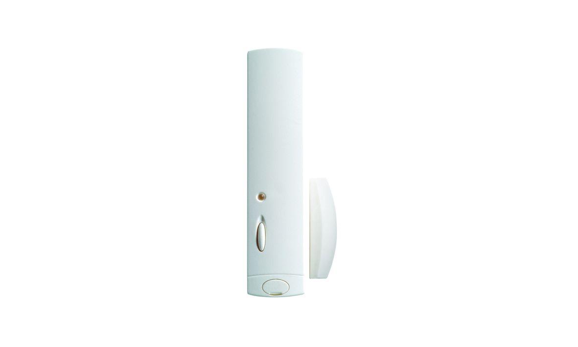 Dies ist der Kontaktsender der Daitem D22 Funkalarmanlage, die wir Ihnen als Alarmfachmann empfehlen, wenn Sie Wert auf Qualität und Design legen.